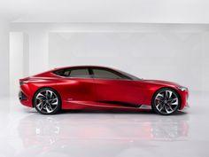 Voir cette image sur PhotosCar: 2016 acura precision concept - Division de luxe de Honda en Amérique du Nord, Acura voit les choses en grand avec un concept de luxueux coupé à quatre portes nommé Precision.