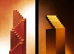 """Escalera para la exposición """"Requiem por la escalera"""""""