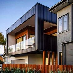 If you are looking for houses for sale Brisbane then you are in the right place. Madeleine Hicks real estate is Brisbane Northsides leading real estate House Cladding, Exterior Cladding, Facade House, House Facades, Metal Cladding, Box House Design, Modern House Design, Facade Design, Exterior Design