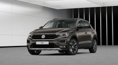 VW T-ROC configurator SE dark  oak with LED and foglights
