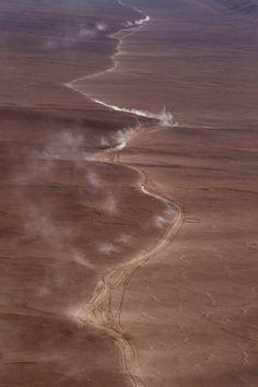 Dakar desert