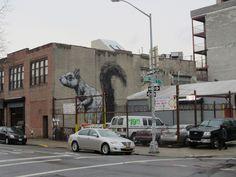 Giant Squirrel // Williamsburg, Brooklyn, nYc