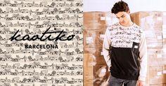 Chicos! Nuevas sudaderas en Kaotiko!  ➥http://www.kaotikobcn.com/es/hombre-223000128…   #kaotiko #urbanstyle #moda #mode #trendy #fashion