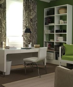 Room With a View | No spare room? No problem. Carve out a workspace in your home with these creative ideas.