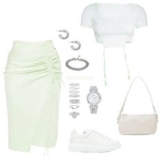 Baddie Outfits Casual, Girly Outfits, Outfits For Teens, Cool Outfits, Summer Outfits, Fashion Outfits, Womens Fashion, Polyvore Outfits, Everyday Outfits