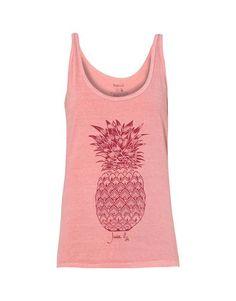 Blusa Regata Juice It - Kanui Pineapple