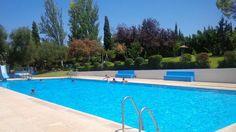 Disfrutando del día en la #piscina #Vacaciones #relax #verano en #PradodelRey