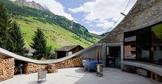 #GreenBuilding #Magazine - #Villa #Vals, la #casa nella #montagna