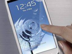 Design do Galaxy S III, da Samsung, foi inspirado na natureza