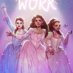 The Schuyler Sisters !!