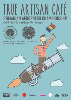Romanian Aeropress Champs 2016