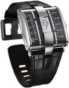 Harry Winston Opus 9 Mens Watch Model: 500-MAJMWWL.K