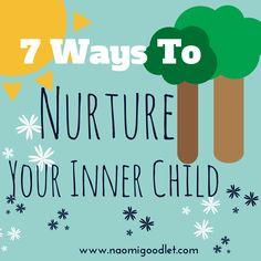 Your Inner Child is with you every moment of everyday whether you're aware of their presence or not. He or [...]