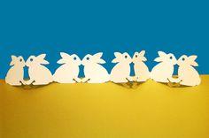 bunny chain, has template