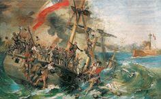 chucrutypilsen:  Combate Naval de Iquique - Nicolas Guzman.