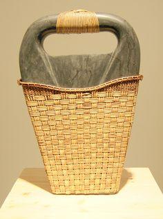 Deloss Webber - rocks and weave
