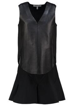 Derek Lam 10 Crosby 2 IN 1 Freizeitkleid black Premium bei Zalando.de | Material Oberstoff: 100% Baumwolle | Premium jetzt versandkostenfrei bei Zalando.de bestellen!