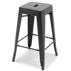 Black Bar Stool Homemaker