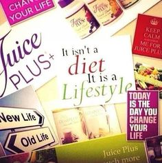Juice Plus Complete Lifestyle Transformation! Live a life you love with vitality and good health! www.bostonnutrition.transform30.com