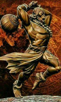 Sharath with boss Hanuman Pics, Hanuman Chalisa, Hanuman Images, Hanuman Tattoo, Rama Lord, Lord Hanuman Wallpapers, Lord Shiva Hd Images, Lord Mahadev, Lord Shiva Painting
