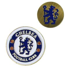 CHELSEA FC Golf Ball Marker. Official Licensed Chelsea FC Gift. PRICE INCLUDES DELIVERY