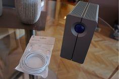 Otro deseo: LaCie 2big disk, conectividad Thunderbolt 