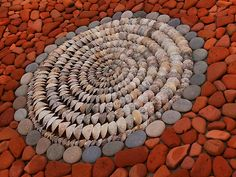 Land Art English | Creations in Nature Land Art by Dietmar Voorwold