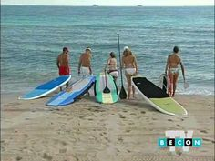 OH goodness I would love to do this!!! STAND UP PADDLE BOARD WORKOUT