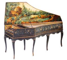 harpsichord. my most favorite sound ever that an instrument could make.