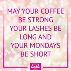 Monday morning struggles dont have to be a thing when you have a set of amazing lashes! Tag a friend and #MakeMondaysAmazing  #lashextensionsAZ #lashespoppin #lashenvyAZ #beautytipsoftheday #eyelashesAZ