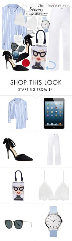 """""""No 453:TwinkleDeals Contest - Goodbye Summer"""" by lovepastel ❤ liked on Polyvore featuring Vetements, STELLA McCARTNEY, Serendipity, Old Navy, Lipstick Queen, Summer, goodbyesummer and twinkledeals"""