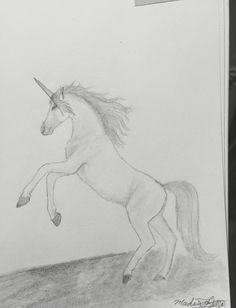 Unicorn-by: Madison Latella