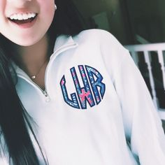Lilly & monograms