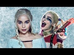 Game of Thrones (Suicide Squad Style) - YouTube  --Be your own Whyld Girl with a wicked tee today! http://whyldgirl.com/tshirts
