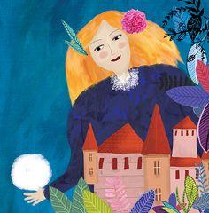 Mia Charro - Illustrator: Trabajando en el nuevo libro