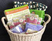 Breastfeeding Mom Gift Basket