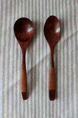 [Заметки] декорации торговли оригинальный одного дня Департамент природных ZAKKA деревянной ложкой ложкой ложку сковороде соединительной линии