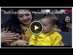 Raffi Dan Rafathar Pemenang Indonesia Social Media Award 2016  Gosip 5 N...