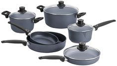 Woll Diamond Plus 10-Piece Cookware Set >>> To view further for this item, visit the image link. (This is an affiliate link and I receive a commission for the sales)