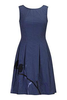 eShakti Women's Birdsong dot print poplin dress XS-2 Short Navy/white/black eShakti http://www.amazon.com/dp/B00MUEW42Q/ref=cm_sw_r_pi_dp_wYzjub13MGK1F