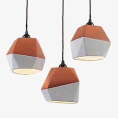 Terracotta lamp shade - Or / W - alt_image_two