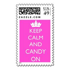 My newest candy themed stamps!! #Zazzle #sale   #Candy #Postage #Stamp #Bat #mitzvah #Birthday #party #sweet #sixteen #16