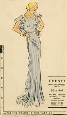 ADORED VINTAGE: 10 Vintage Sewing Patterns from the 1930s + Our ...