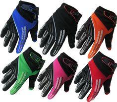 SML Qtech Adult MOTORCYCLE Glove