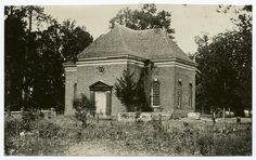 Christ Church, Lancaster County, Virginia, 1735.