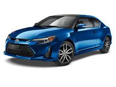2016 Scion tC Coupe | Blue Streak Metallic