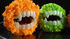 Monster Cupcakes for Halloween- with yoyomax12