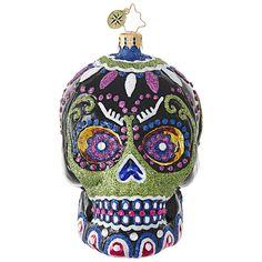 Drop Dead Gorgeous! Ornament by Christopher Radko $53.00