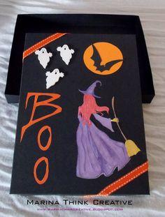 Halloween di carta