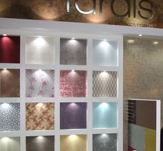 Fardis Interiors' stand @ Heimtextil 2014